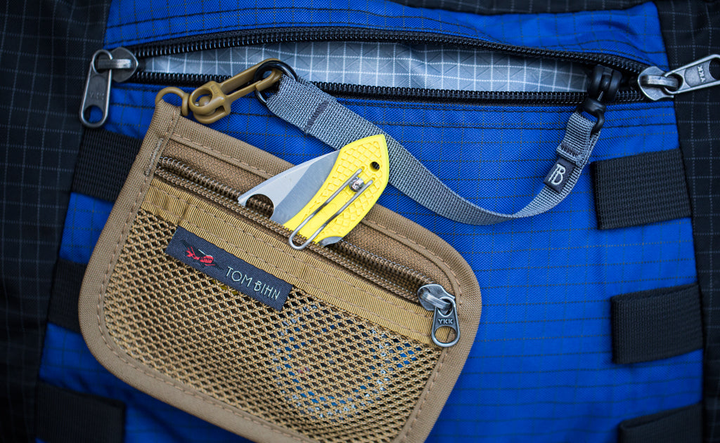 New Colors of Webbing Key Straps | TOM BIHN Bags