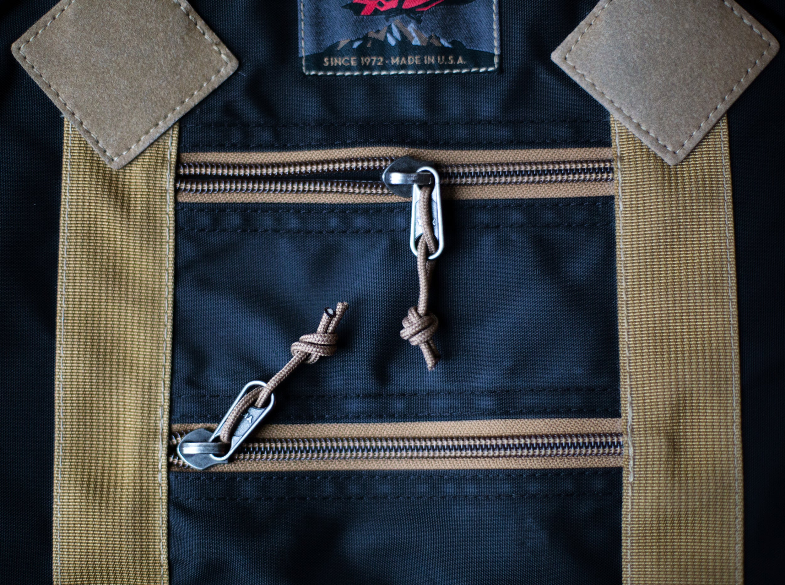 Cord Zipper Pulls and The Robust Knot | TOM BIHN