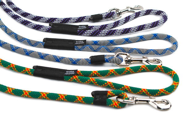 Krebs Recycle Dog Leashes and the TOM BIHN Citizen Canine