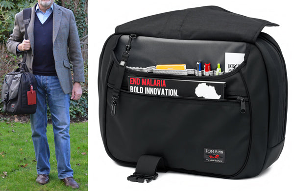 macfilos Review: TOM BIHN Empire Builder laptop briefcase