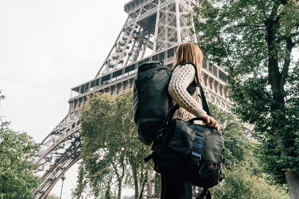 Aeronaut 45 and Ego | To Europe with Aeronauts | TOM BIHN Bags