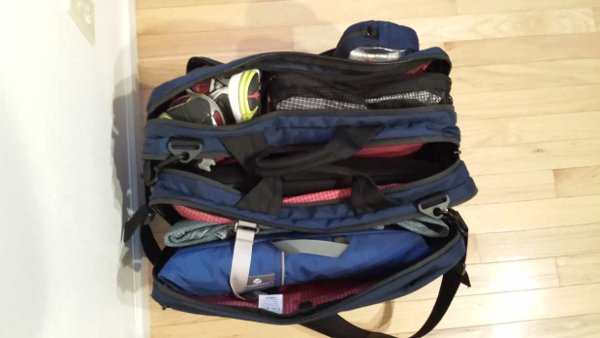 Decisions, decisions: Picking the Right Bag