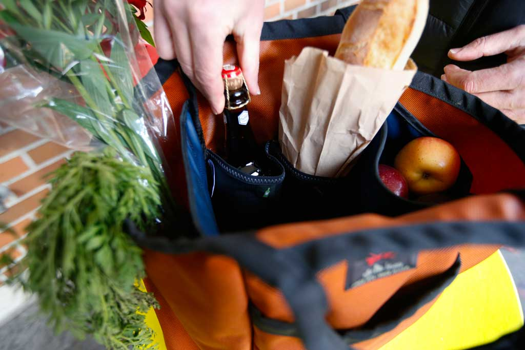 The Moveable Feast Grocery Bag | TOM BIHN
