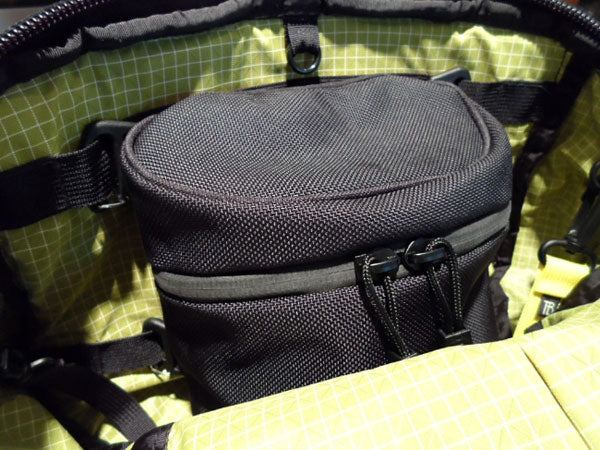 Loaded Pocketz: new use for the TOM BIHN Smart Alec Lower Modular Pocket