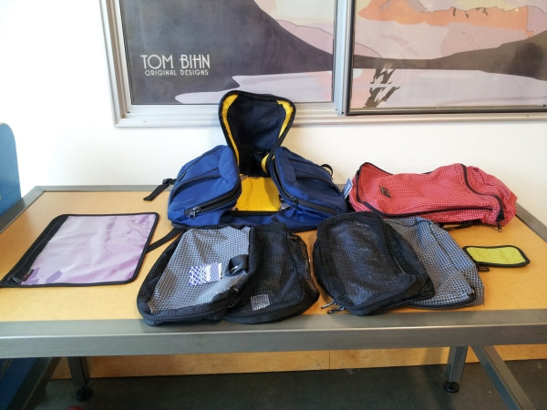 nomad: Visiting the TOM BIHN Store
