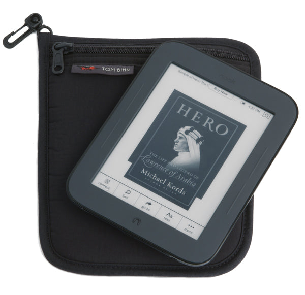 TOM BIHN pouches for the NOOK™