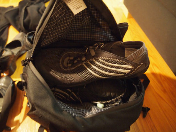 Honduras Practice Packing List by nsh in the TOM BIHN Forums