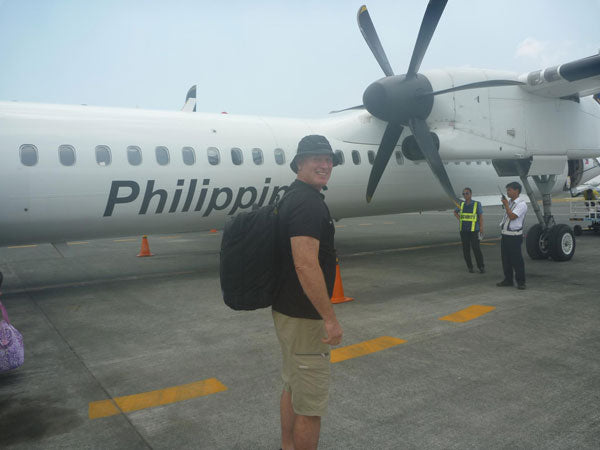 Return to the Philippines with Tom Bihn