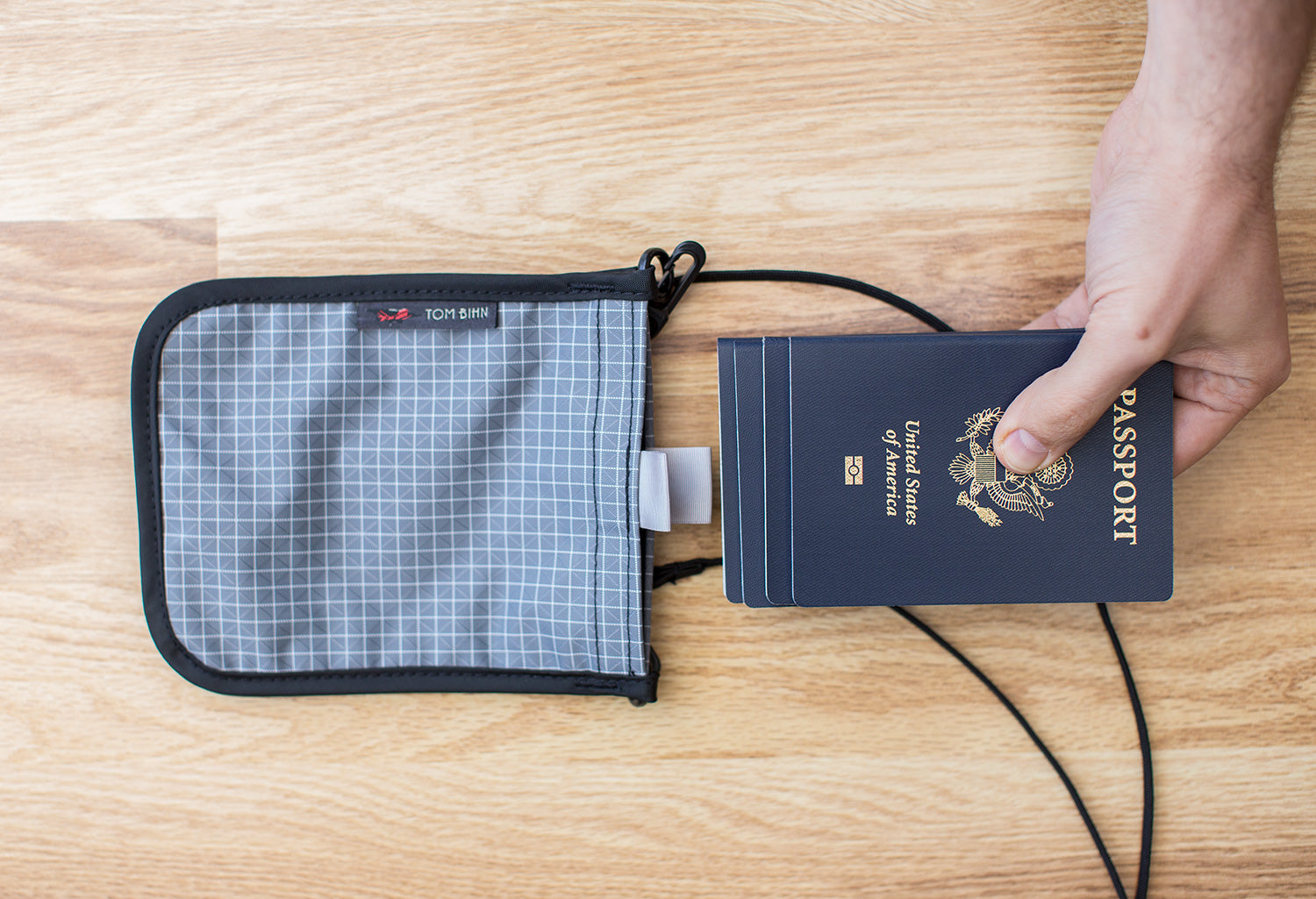 Passport Holder by TOM BIHN