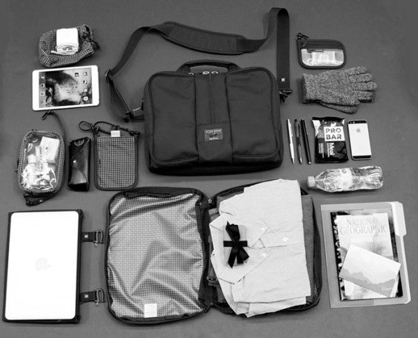 The Pilot personal item travel bag | TOM BIHN | Made in America