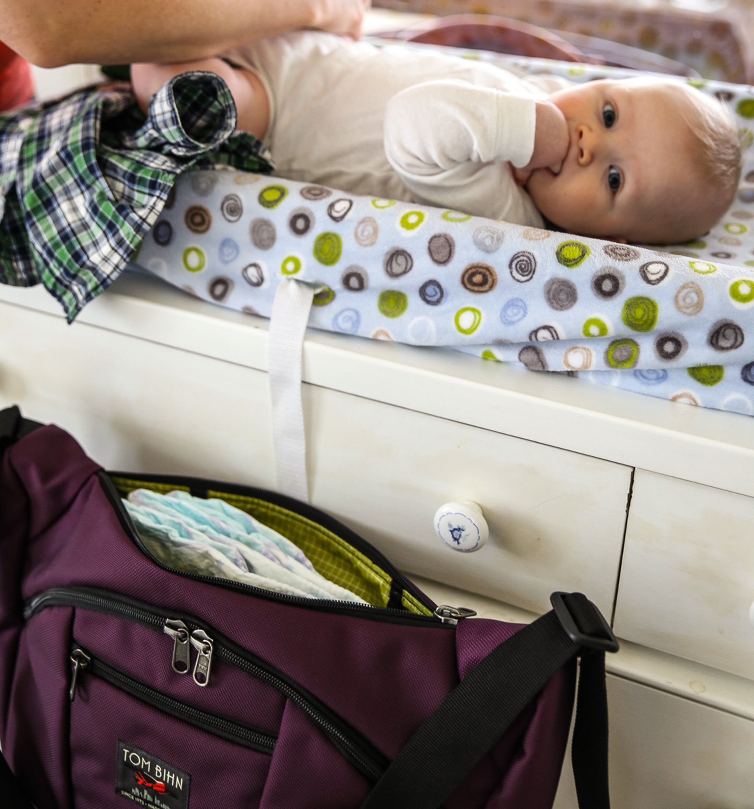The Parental Unit Diaper Bag | TOM BIHN
