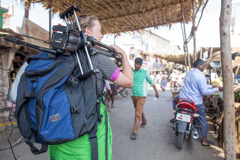 A Videographer's Trip to India | TOM BIHN