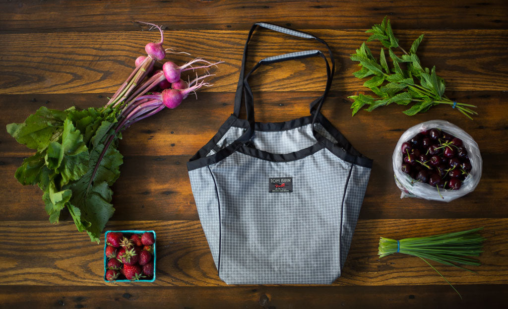 Farm Share. And the Shop Bag in Northwest Sky. | TOM BIHN