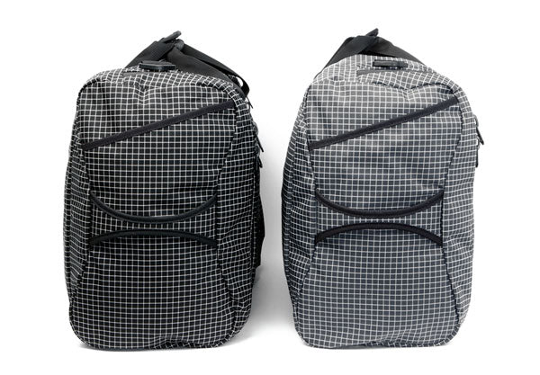 Black Dyneema and Steel Dyneema Aeronauts