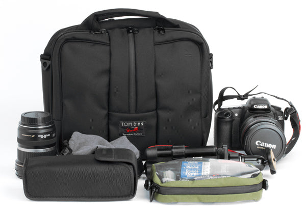 Co-Pilot as a DSLR camera bag