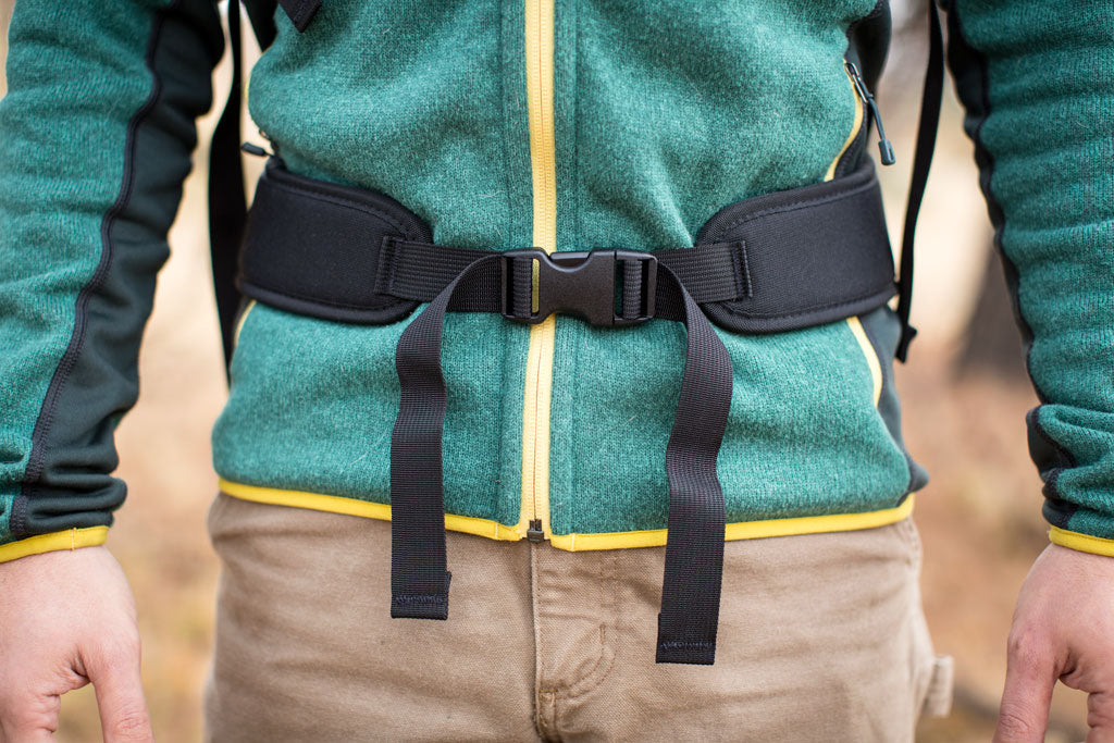 Smart Alec w/the Padded Hip Belt | TOM BIHN Bags