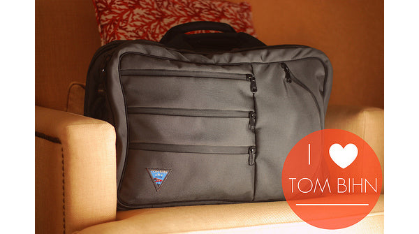 Sole Sisters Gear Review: TOM BIHN Tri-Star travel bag