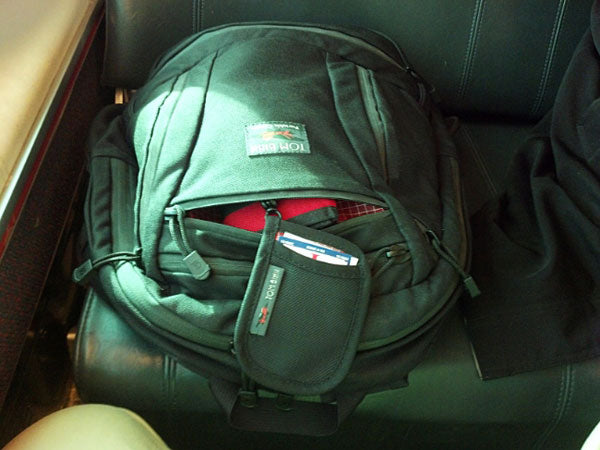 Gear Diary: My Daily Commute with the Tom Bihn Synapse 25