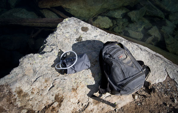 Synapse 19 and Travel Stuff Sack