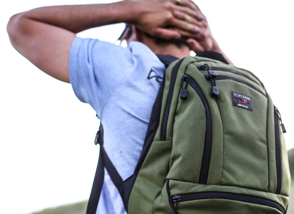 A Brief History of Backpack Back Panel Fabrics | TOM BIHN