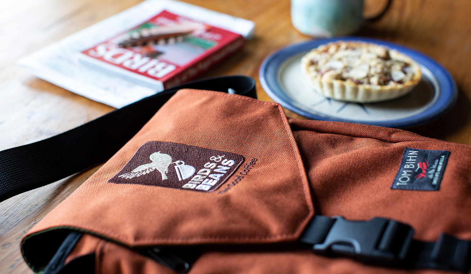 TOM BIHN Limited Edition Cafe Bag for Birds & Beans
