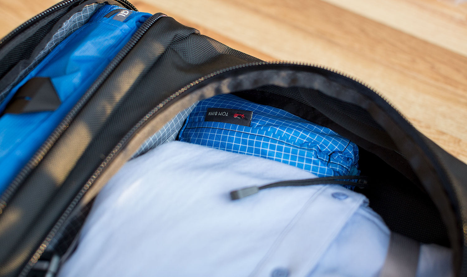 Travel Stuff Sacks make use of nooks and crannies of space in your bag
