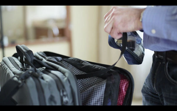 "Tri-Star ""one bag"" travel luggage"