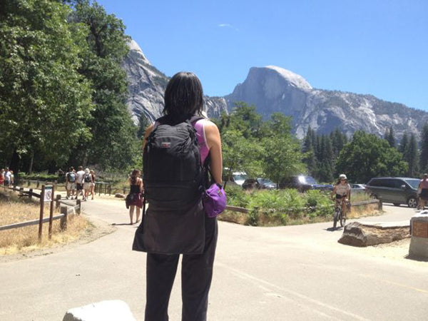 Synapse and Side Effect at Lower Yosemite Falls Shuttle Stop