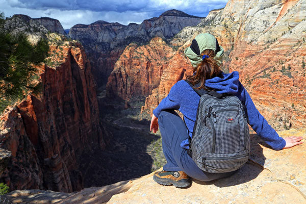 Andy Porter's Synapse in Zion Photos