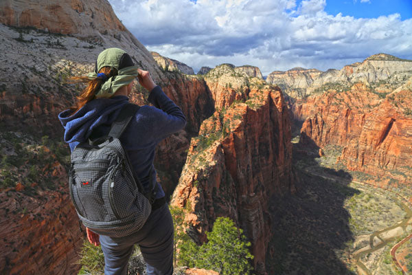 Andy Porter's TOM BIHN Synapse in Zion photos