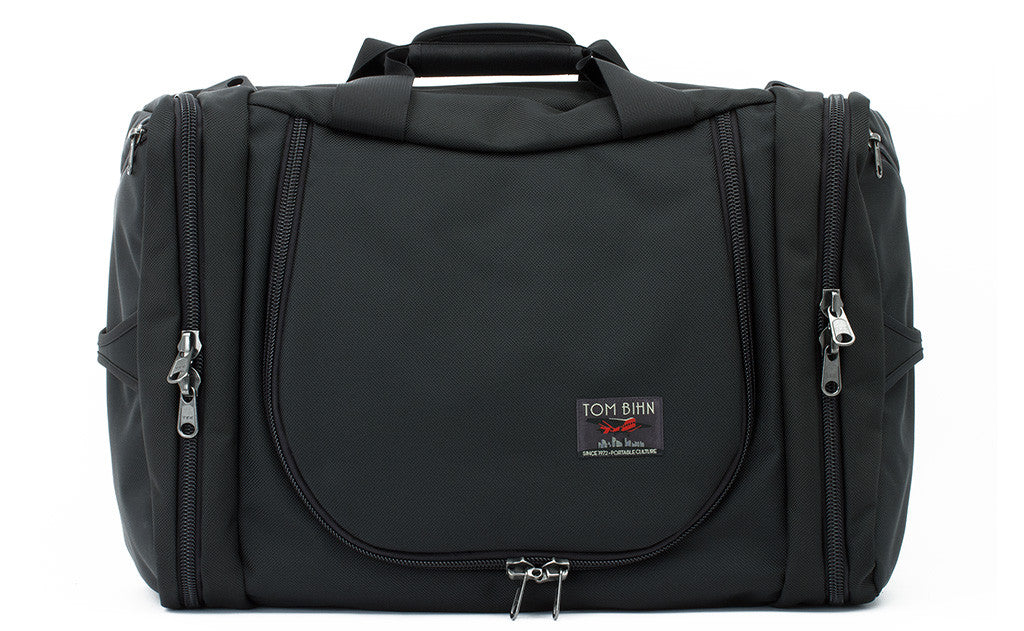 The Tom Bihn Aeronaut 45 travel product recommended by Mish Slade on Lifney.