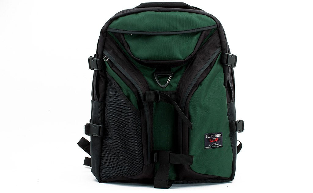 A Brain Bag in Wilderness (forest green) 525 Ballistic.