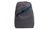 Daylight Backpack in Nebulous Grey (medium grey) 525 Ballistic with Island (blue) 210 Ballistic interior