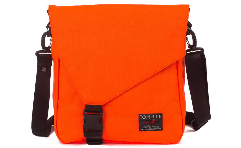Large Cafe Bag in Orange 152 1000d Cordura