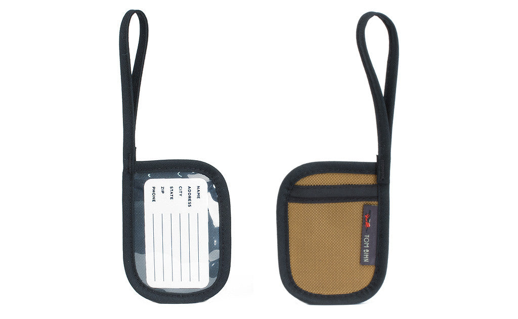 Luggage Tags: Durable Luggage Tag