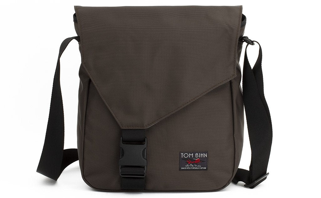 Medium Cafe Bag in Ursa (brown-grey) 525 Ballistic