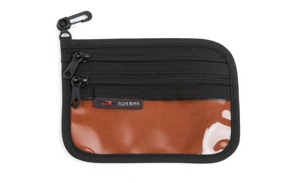 Small Double Organizer Pouch