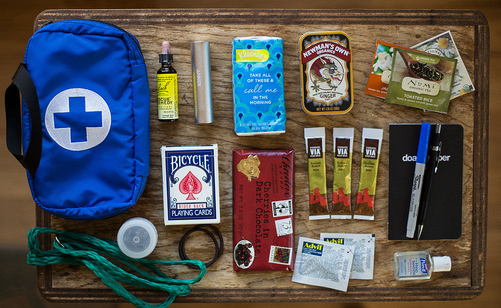 First/Second Aid Pouch