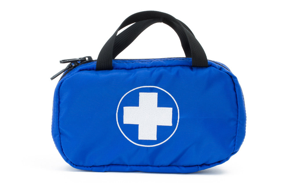 Second Aid Pouch in Blue