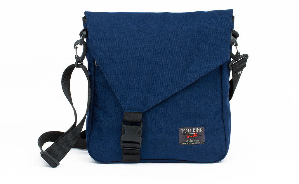 Large Cafe Bag in Navy (dark blue) 1000 Cordura
