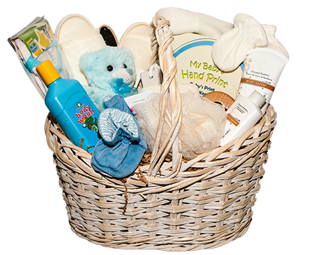 Fully Baby Gift Baskets