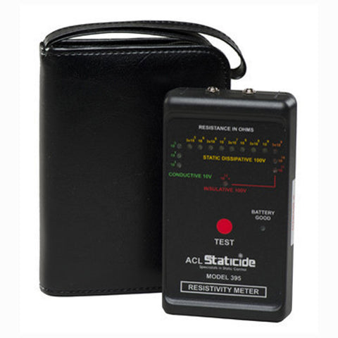 ACL Staticide - 395 | 395 Resistivity Meter (with Carrying Case)