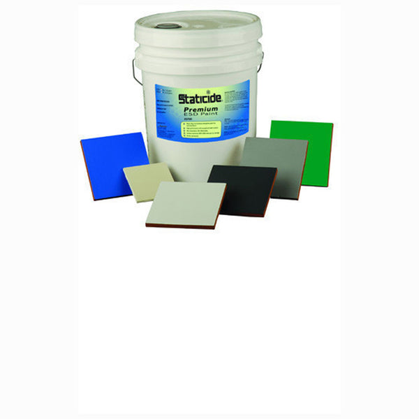 ACL Staticide - 5700-BL-1 | 5700 Staticide Premium ESD Paint, Blue, 1-Gallon Container