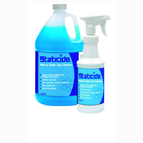 ACL Staticide - 6001-2 | 6001 Staticide® Mat and Table Top Cleaner - 50-Gallon Drum