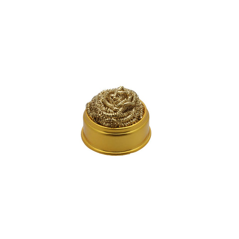 Aven - 17530-TC | Soldering Tip Cleaner Soft Coiled Brass