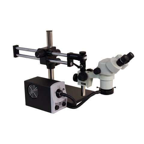 Aven - 26800B-303 | Dsz-44 Stereo Zoom Binocular Microscope On Stand Dabs And Led Foi And Ring Light
