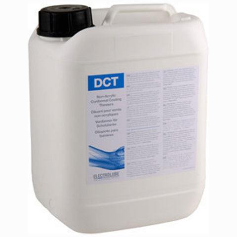 Electrolube - DCT01L | DCT - Conformal Coating Thinners (5L)