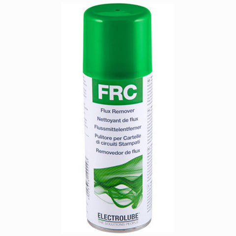 Electrolube - FRC200DB | FRC - Non-Flammable Flux Remover (200mL Aerosol)