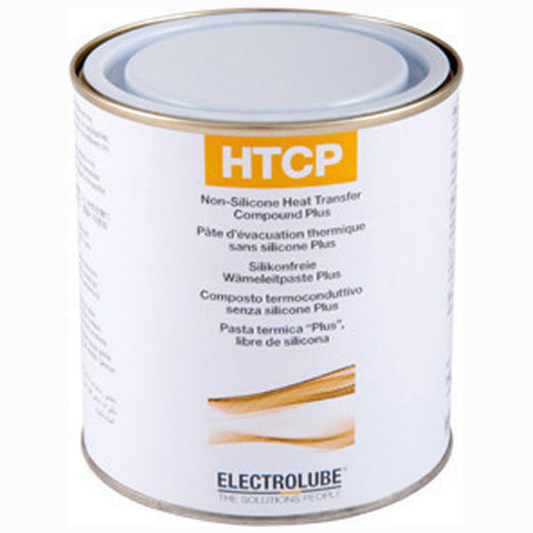 Electrolube - HTCP01K | HTCP - Non-Silicone Heat Transfer Compound Plus (1 kg)