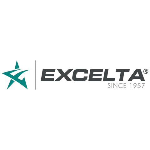 Excelta - 7371E | Cutters - Long Nose Fine Tip - Relieved Head - 5-Star - Carbon Steel